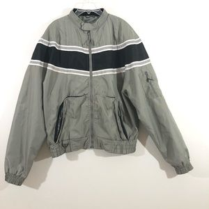 USA BD Biker Design Bomber Jacket